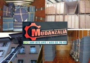 Buscar empresas mudanzas en Salvador de Zapardiel Valladolid