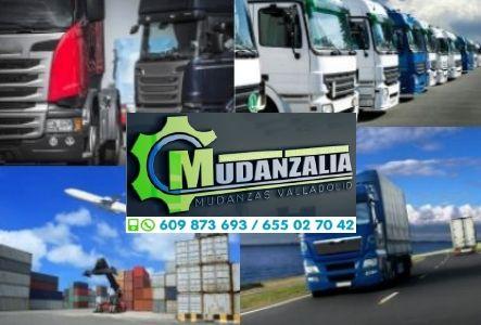 Buscar empresas de Transportes en Castroverde de Cerrato Valladolid