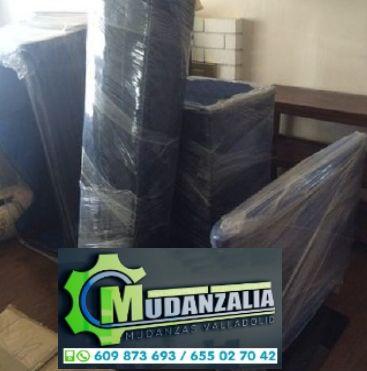 Buscar empresas de mudanzas en Aldea de San Miguel Valladolid