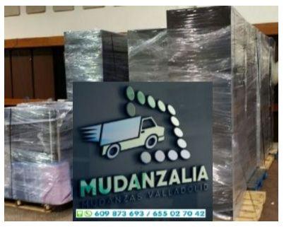 Buscar empresas de mudanzas en Amusquillo Valladolid