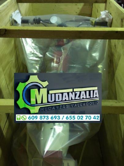 Buscar empresas de mudanzas en Barruelo del Valle Valladolid