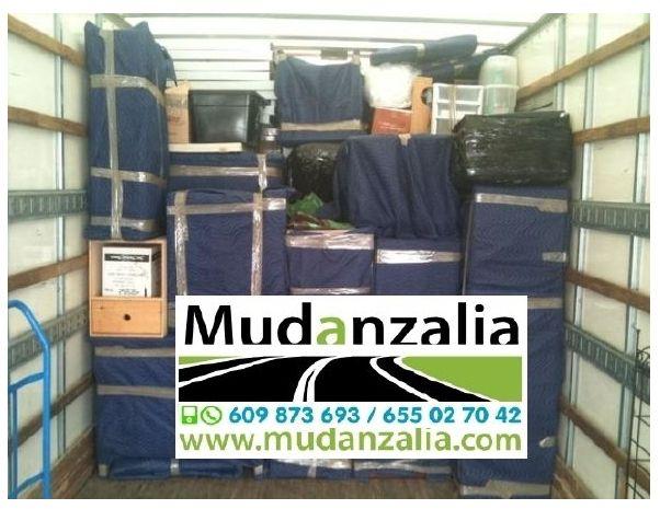 Buscar empresas de mudanzas en Cigales Valladolid