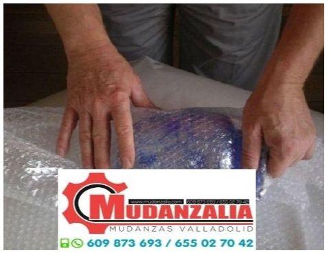 Buscar empresas de mudanzas en Ciguñuela Valladolid