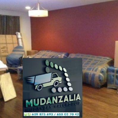Buscar empresas de mudanzas en Corcos del Valle Valladolid
