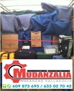 Buscar empresas de mudanzas en Corrales de Duero Valladolid