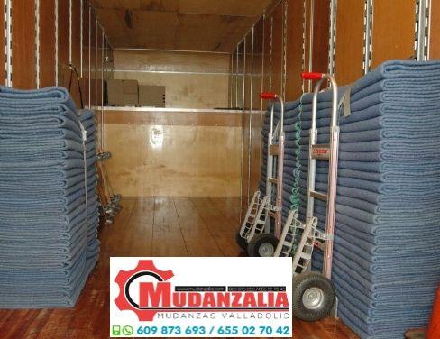 Buscar empresas de mudanzas en Esguevillas de Esgueva Valladolid