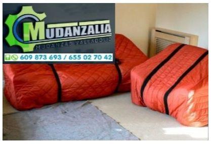 Buscar empresas de mudanzas en Fombellida Valladolid