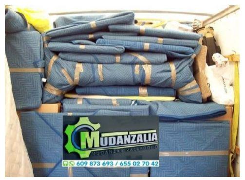 Buscar empresas de mudanzas en Fontihoyuelo Valladolid