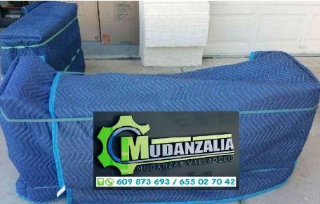 Buscar empresas de mudanzas en Fuente-Olmedo Valladolid