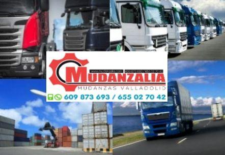 Buscar empresas de mudanzas en Gallegos de Hornija Valladolid