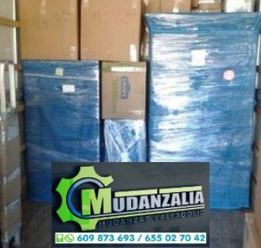 Buscar empresas de mudanzas en Hornillos de Eresma Valladolid