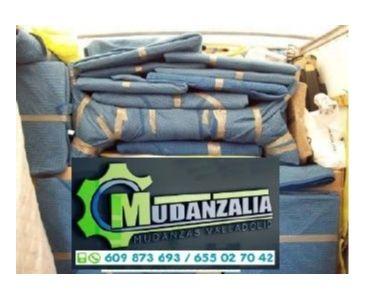 Buscar empresas de mudanzas en Mayorga Valladolid