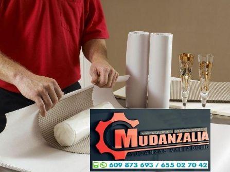 Buscar empresas de mudanzas en Morales de Campos Valladolid