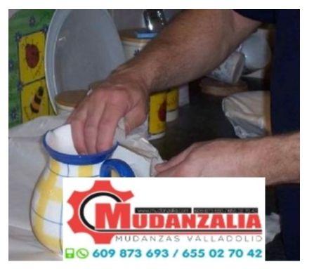 Buscar empresas de mudanzas en Mucientes Valladolid