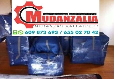Buscar empresas de mudanzas en Muriel de Zapardiel Valladolid