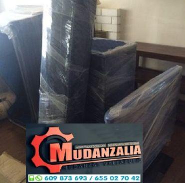 Buscar empresas de mudanzas en Nava del Rey Valladolid