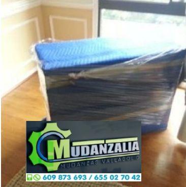 Buscar empresas de mudanzas en Pedrajas de San Esteban Valladolid