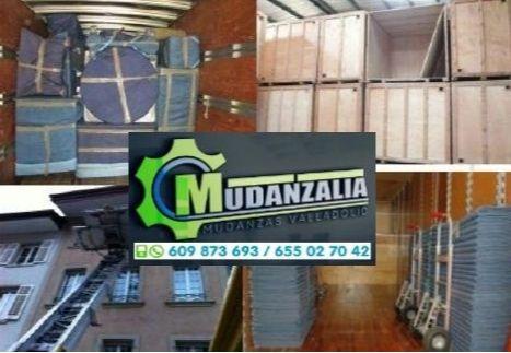 Buscar empresas de mudanzas en Piñel de Arriba Valladolid