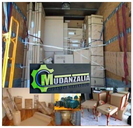 Buscar empresas de mudanzas en Pozaldez Valladolid