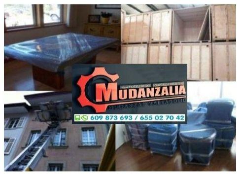 Buscar empresas de mudanzas en Puras Valladolid