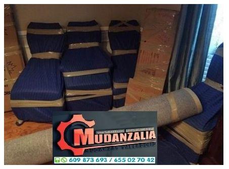 Buscar empresas de mudanzas en Ramiro Valladolid