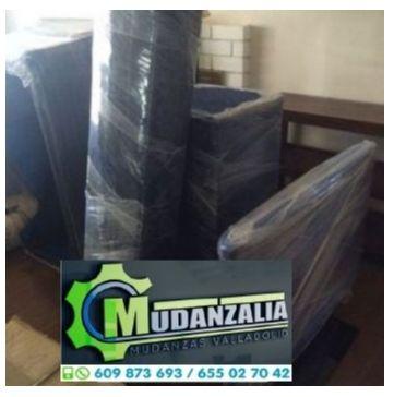 Buscar empresas de mudanzas en Robladillo Valladolid