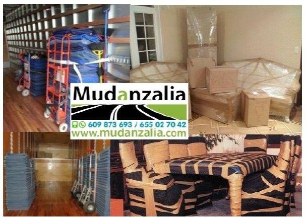 Buscar empresas de mudanzas en Rueda Valladolid