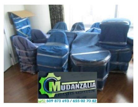 Buscar empresas de mudanzas en Salvador de Zapardiel Valladolid