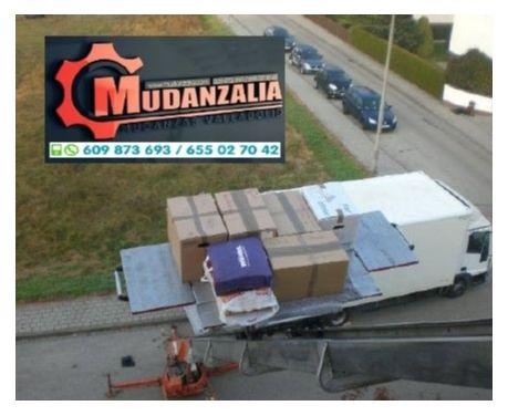 Buscar empresas de mudanzas en San Pelayo Valladolid