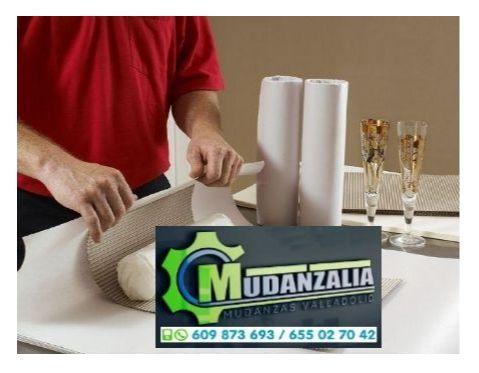 Buscar empresas de mudanzas en Serrada Valladolid