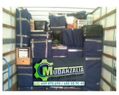 Buscar empresas de mudanzas en Simancas Valladolid