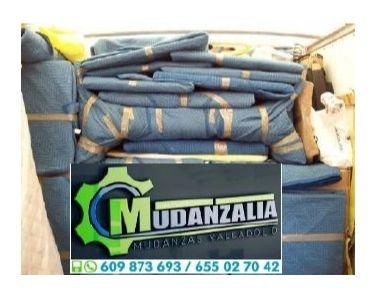 Buscar empresas de mudanzas en Urones de Castroponce Valladolid