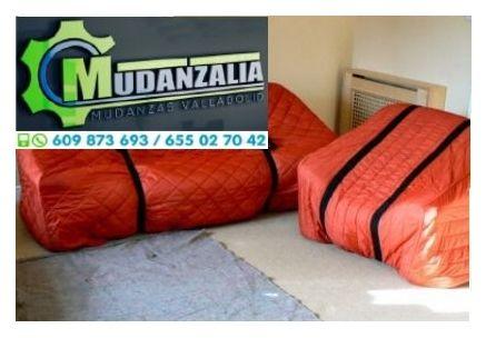 Buscar empresas de mudanzas en Villabaruz de Campos Valladolid