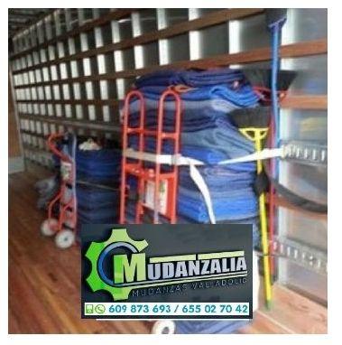 Buscar empresas de mudanzas en Villafrades de Campos Valladolid