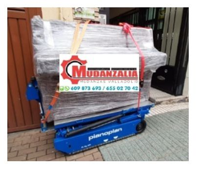 Buscar empresas de mudanzas en Villagarcía de Campos Valladolid