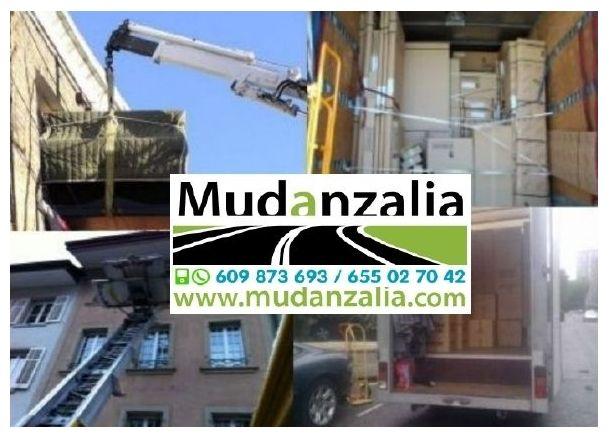 Buscar empresas de mudanzas en Villalán de Campos Valladolid