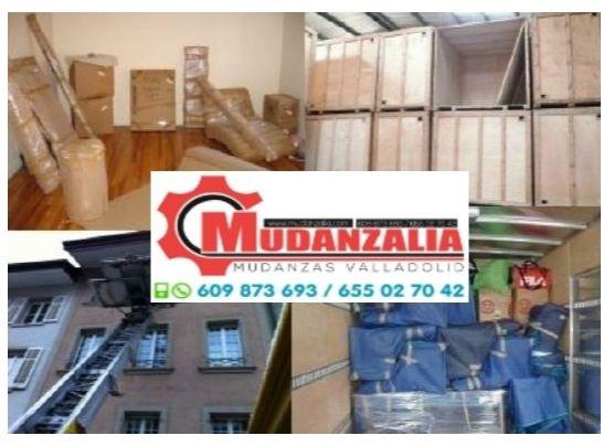 Buscar empresas de mudanzas en Villanueva de Duero Valladolid