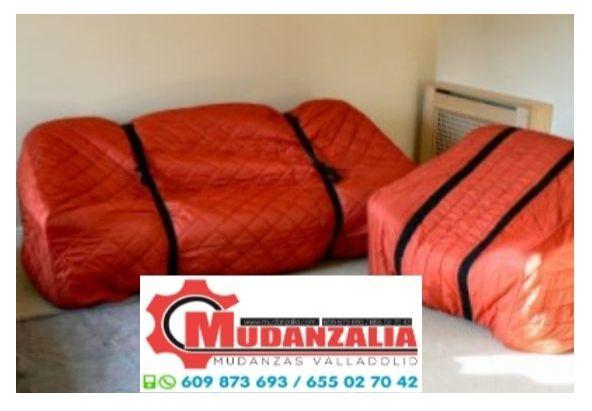 Buscar empresas de mudanzas en Wamba Valladolid