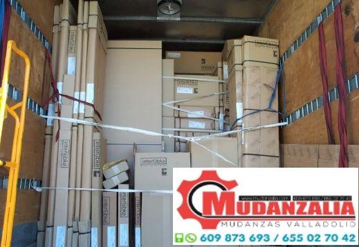 Desmontaje muebles Valladolid