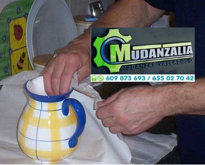 Empresa de mudanzas en Alaejos Valladolid