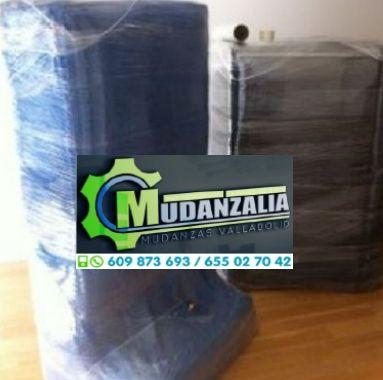 Empresa de mudanzas en Medina de Rioseco Valladolid