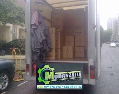Empresa de mudanzas en Tordesillas Valladolid