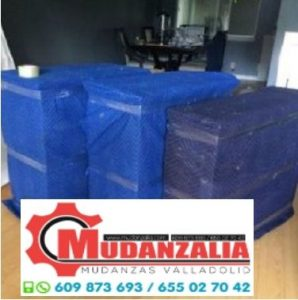 Empresa de mudanzas en Valladolid