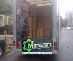 Empresas de Mudanzas en Valladolid
