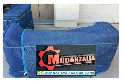 Empresas de mudanzas cerca de Becilla de Valderaduey Valladolid