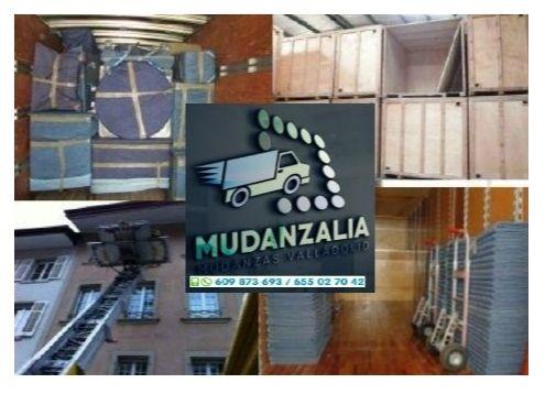 Empresas de mudanzas cerca de Bocigas Valladolid