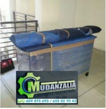 Empresas de mudanzas cerca de Langayo Valladolid