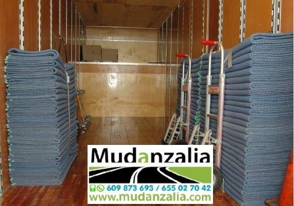Empresas de mudanzas cerca de Peñafiel Valladolid
