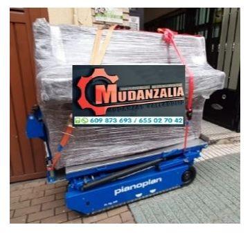 Empresas de mudanzas cerca de Portillo Valladolid