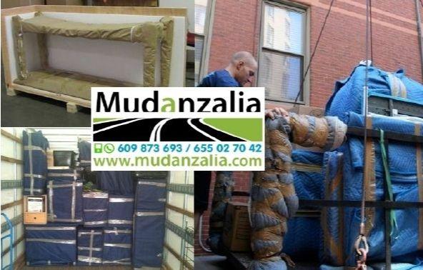 Empresas de mudanzas cerca de Puras Valladolid